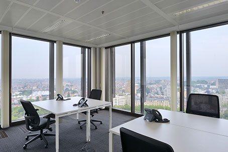 Avenue Louise - IT Tower in Brussels
