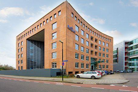 Newtonlaan in Utrecht