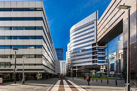 Weena Zuid in Rotterdam