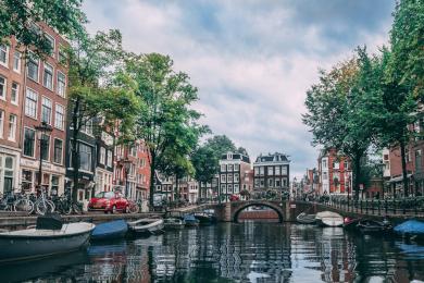 Amsterdam - Flexado