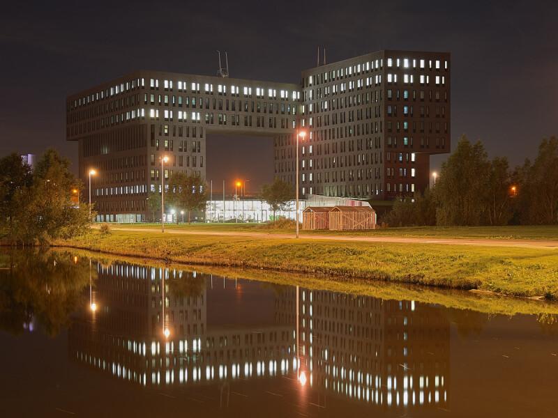 Van Deventerlaan in Utrecht