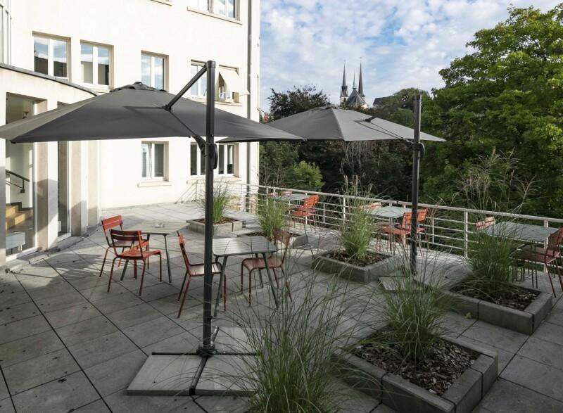 Rue Mathias Hardt in Luxembourg