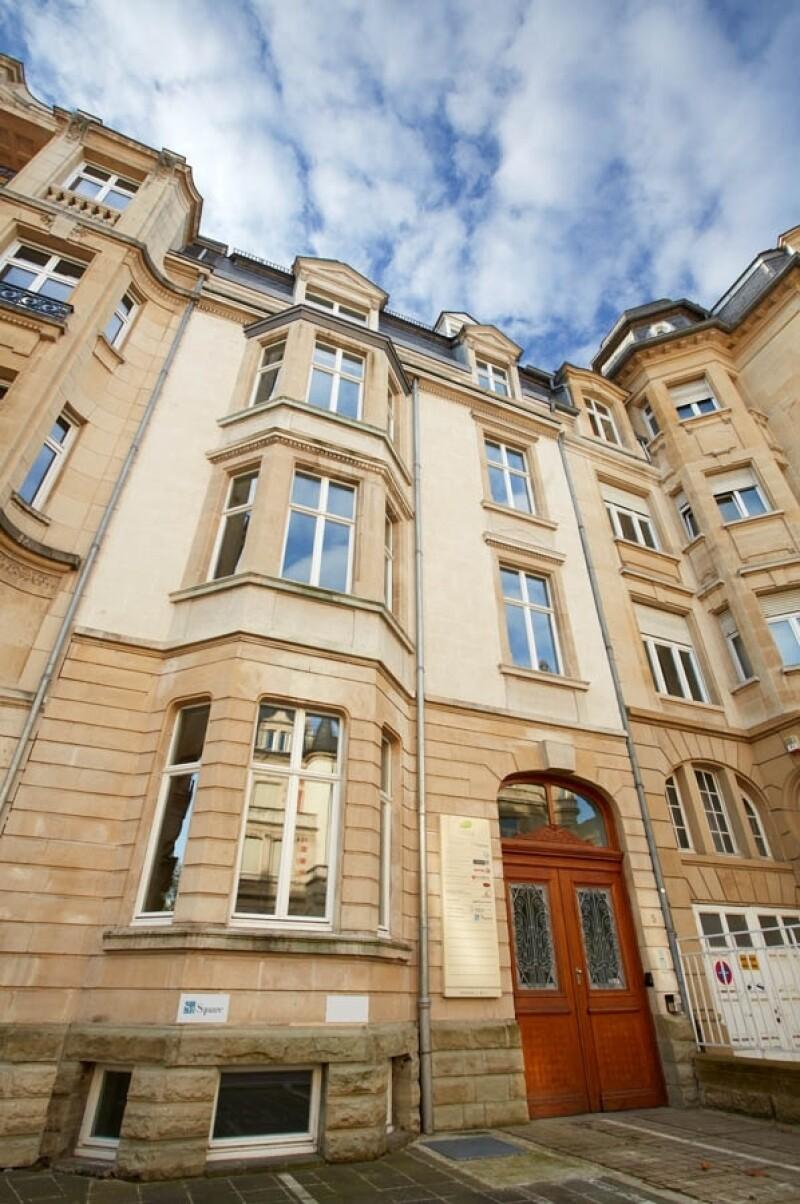 Rue Goethe in Luxembourg