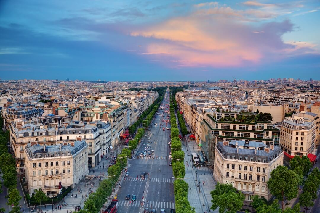 Flexado - Paris Francia