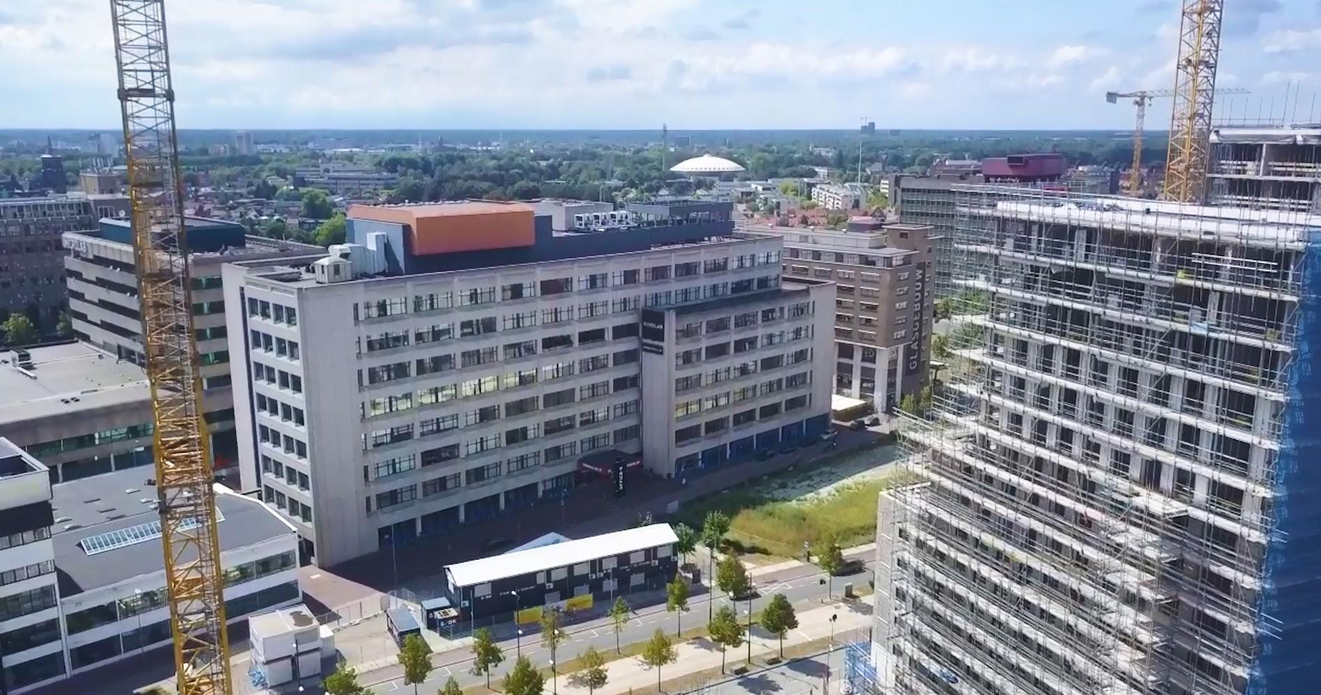 Torenallee in Eindhoven