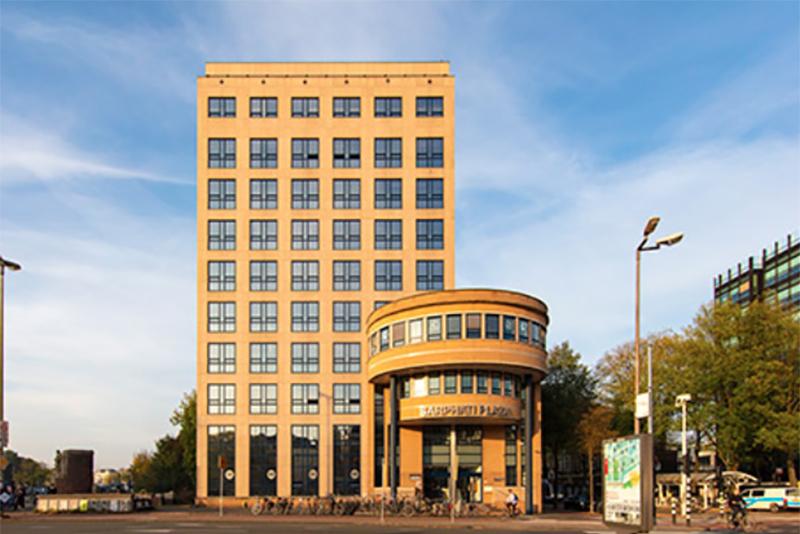 Sarphati Plaza in Amsterdam