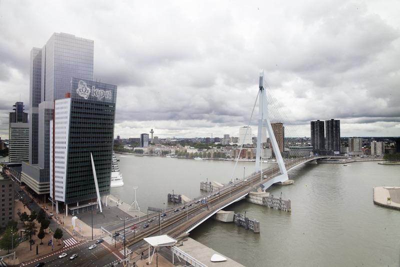 Wilhelminaplein in Rotterdam