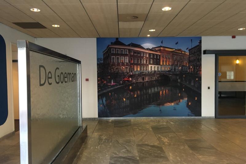 Goeman Borgesiuslaan in Utrecht
